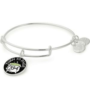 ALEX AND ANI Harry Potter Turn to Page 394 Rare